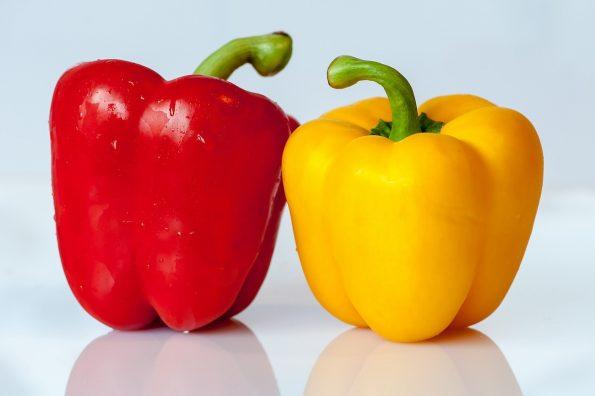 manfaat paprika