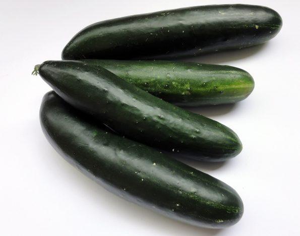 perbedaan timun lokal, timun Jepang, dan zucchini