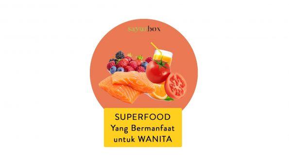superfood untuk wanita