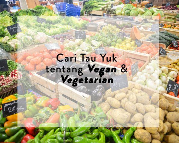 gaya hidup vegan vegetarian