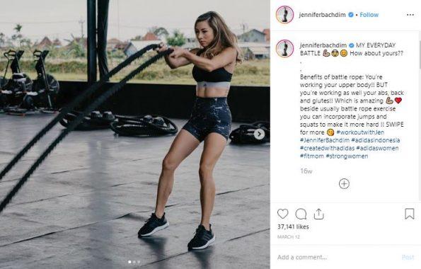 akun instagram untuk hidup sehat dan fitness