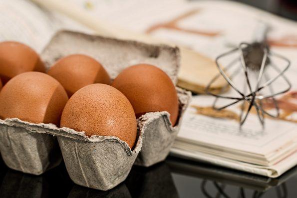 Aneka olahan telur yang praktis untuk anak kost.