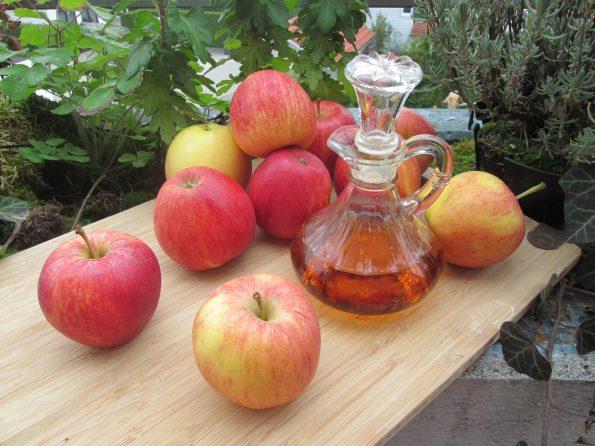 cara pakai toner cuka apel untuk wajah