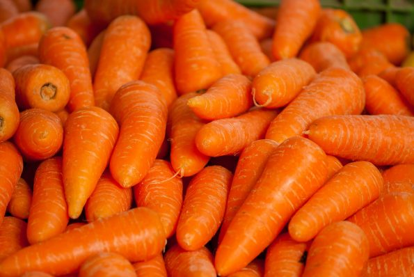 Manfaat wortel berastagi