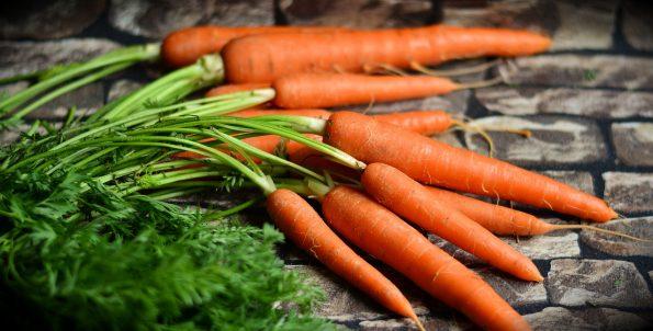 cara menyimpan wortel terbaik