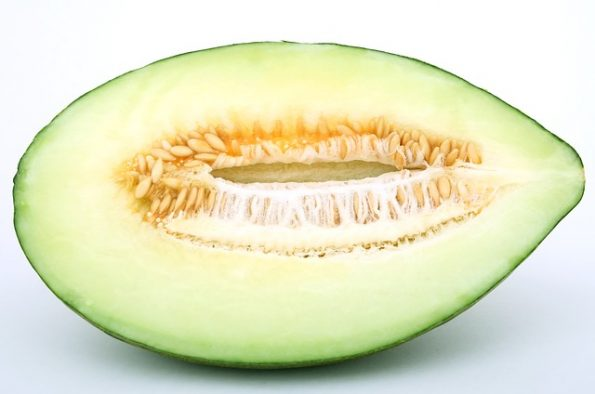 melon hijau