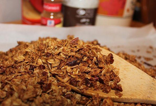 manfaat granola