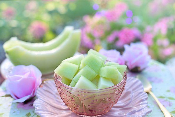 sky melon dan 9 jenis melon lainnya