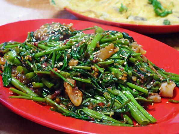 Resep Olahan Kangkung