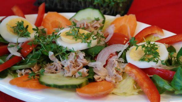 makanan enak rendah kalori