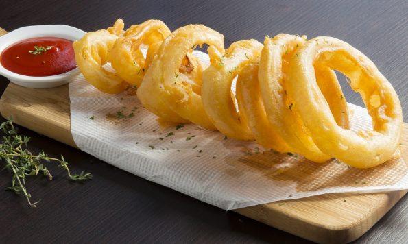 cara membuat onion ring