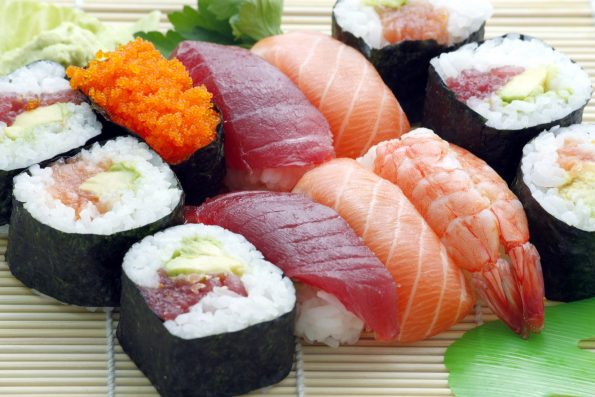 cara bikin sushi rumahan