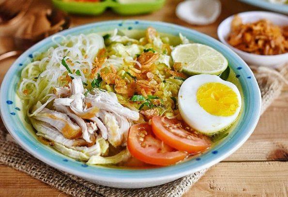 Cara Membuat Soto Ayam