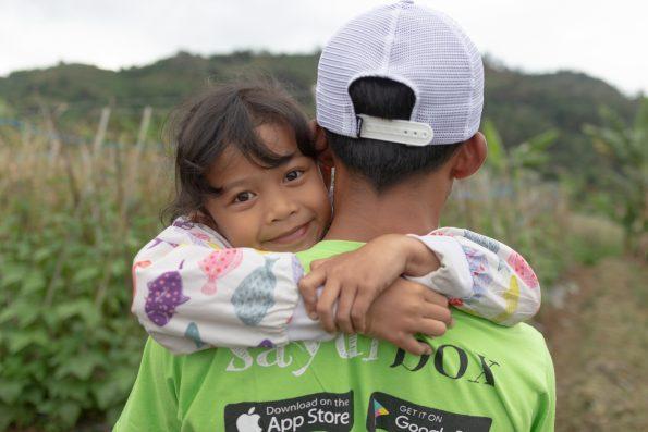 Donasi Anak Petani
