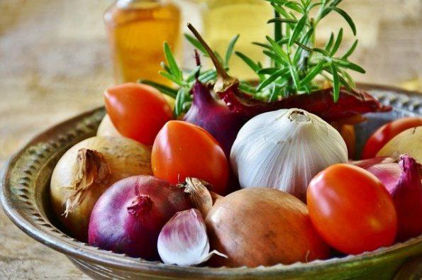 kualitas buah & sayur